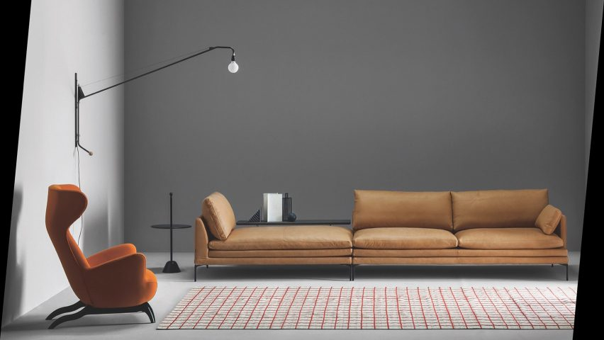 Zanotta furniture will be on show at Design China Beijing 2020 trade show