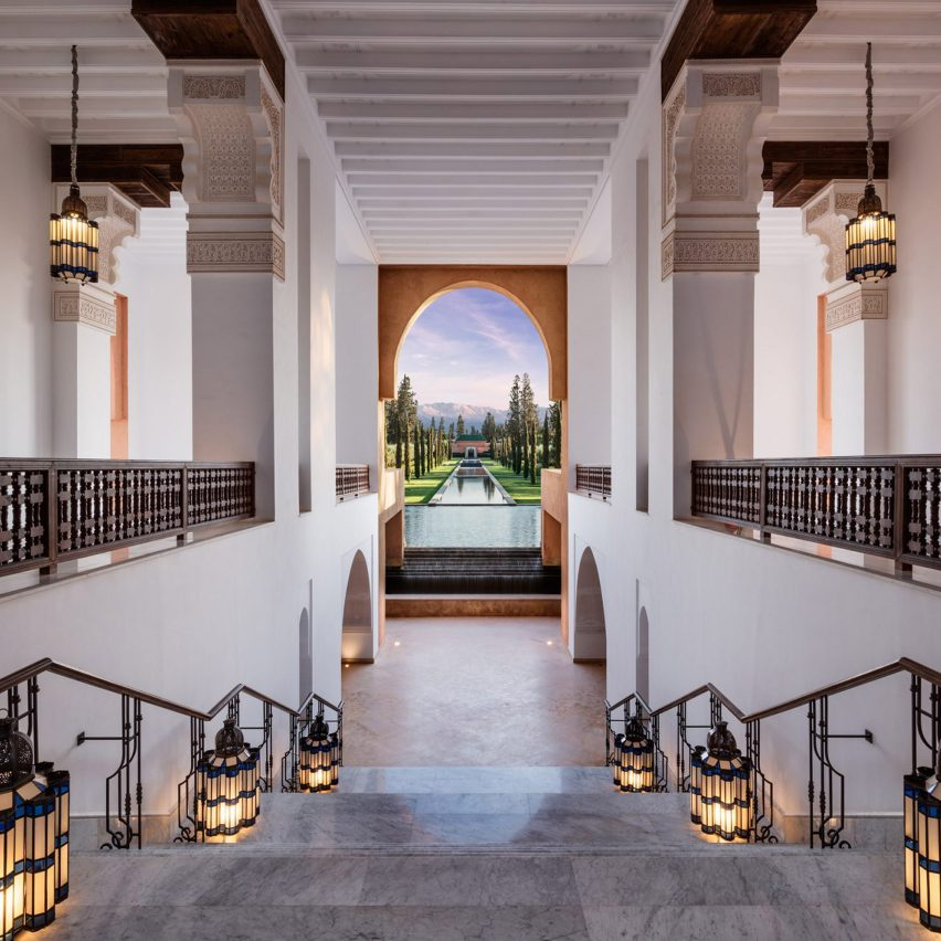 The Oberoi Marrakech is on the AHEAD MEA awards 2020 shortlist