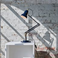 Anglepoise showcases lamps with lifetime guarantee