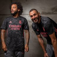 Adidas unveils baroque Real Madrid kit printed with Azulejos tile patterns