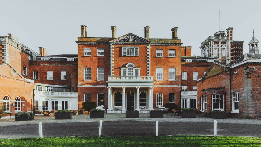 Birch hotel in Hertfordshire, England designed by Red Deer