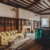 Birch hotel by Red Deer takes over an 18th-century English mansion