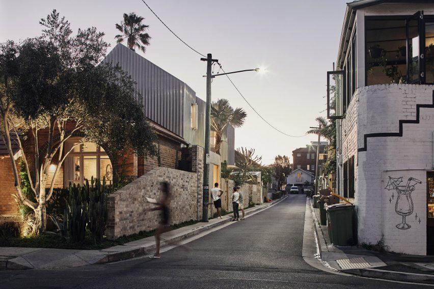 Street views of Bismarck House