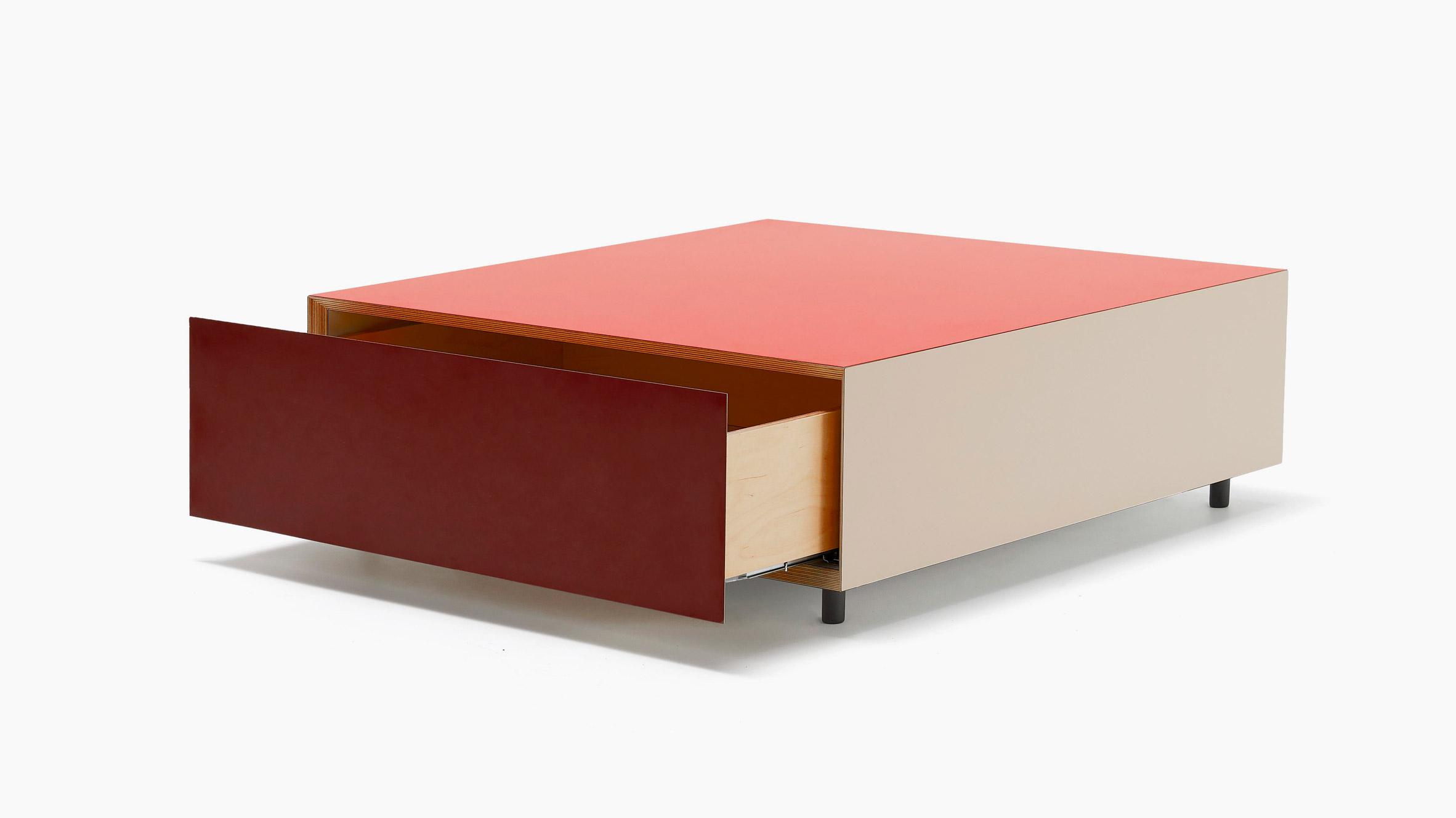 Bloc side tables by Pauline Deltour for Established & Sons