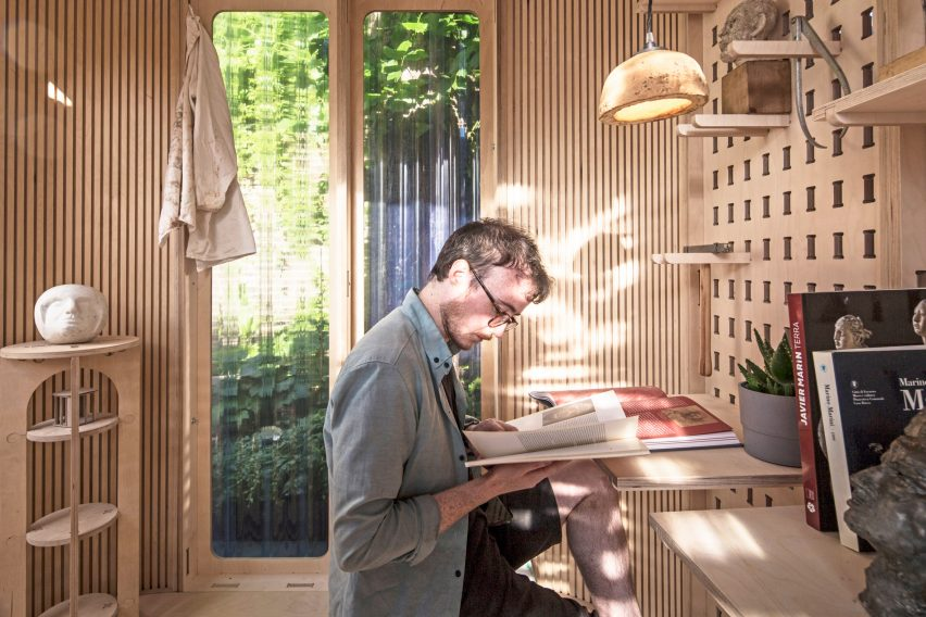 My Room in the Garden by Boano Prišmontas is on display at London Design Festival