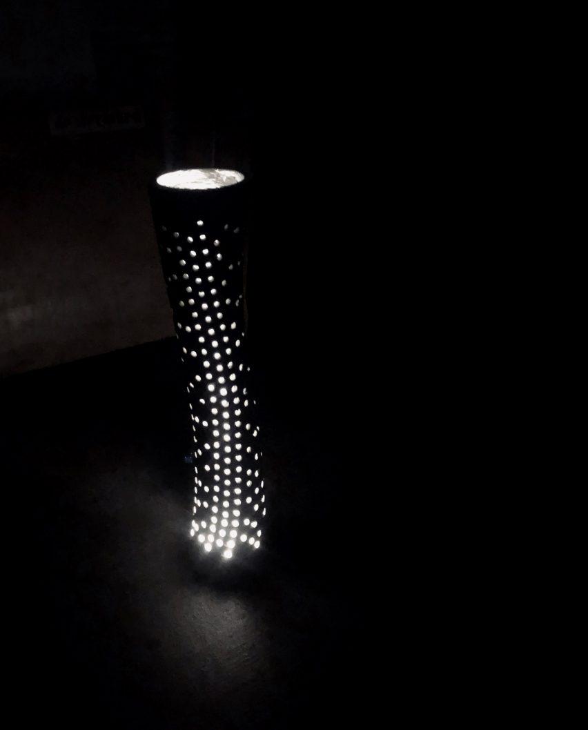 Bolla light by Hagen Hinderdael