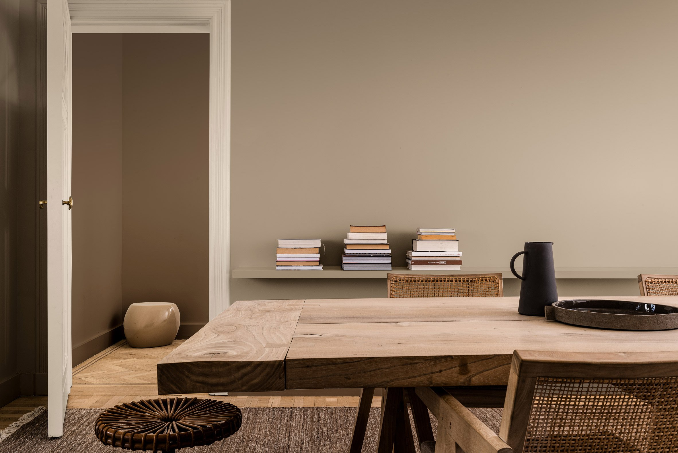 Brave Ground is Dulux's colour of the year 2021