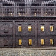 BAAS Arquitectura's Faculty of Radio and Television wins top prize at Brick Award 20