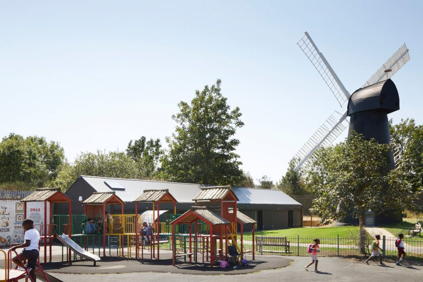 Brixton Windmill Center e Brixton Windmill