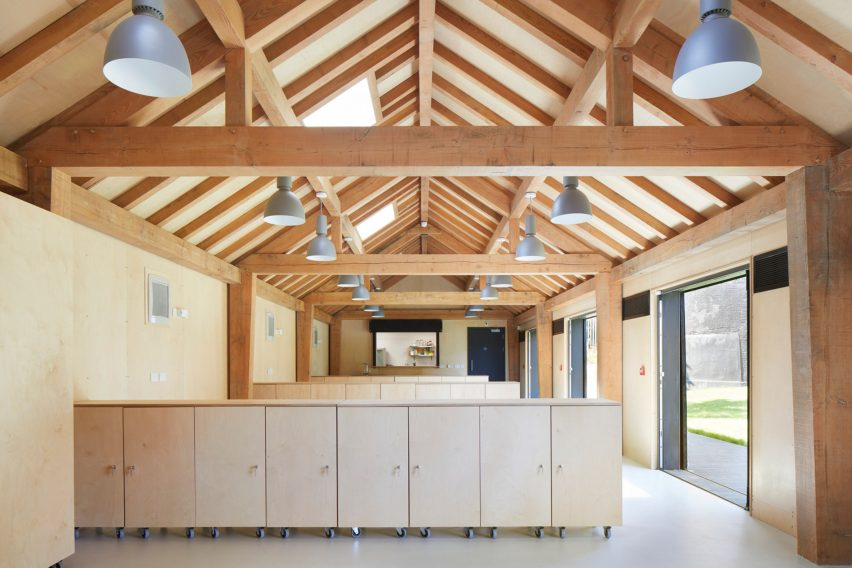 Flexible room in Brixton community centre