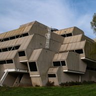 Demolition of Paul Rudolph's Burroughs Wellcome building underway in North Carolina