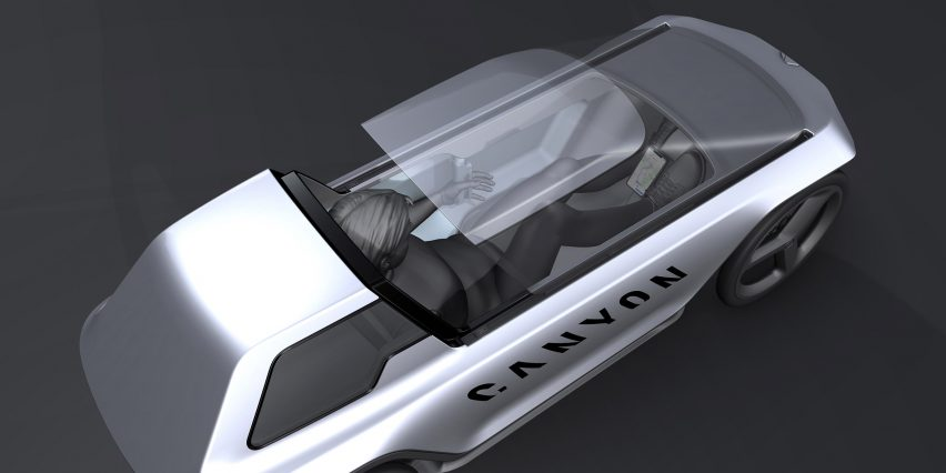 """Canyon unveils """"revolutionary"""" pedal-powered concept vehicle"""
