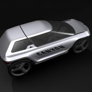 "Canyon unveils ""revolutionary"" pedal-powered concept vehicle"