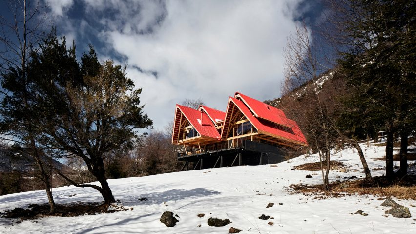 Casa Malalcahuello by GAAA