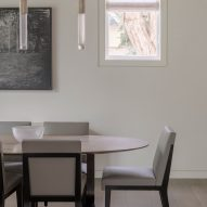Dining room Music Box by CCY Architects