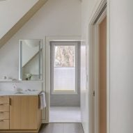 Bathroom of Music Box by CCY Architects