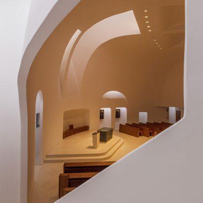 The Church of Pope John Paul II in Páty, Hungary, by Robert Gutowski Architects