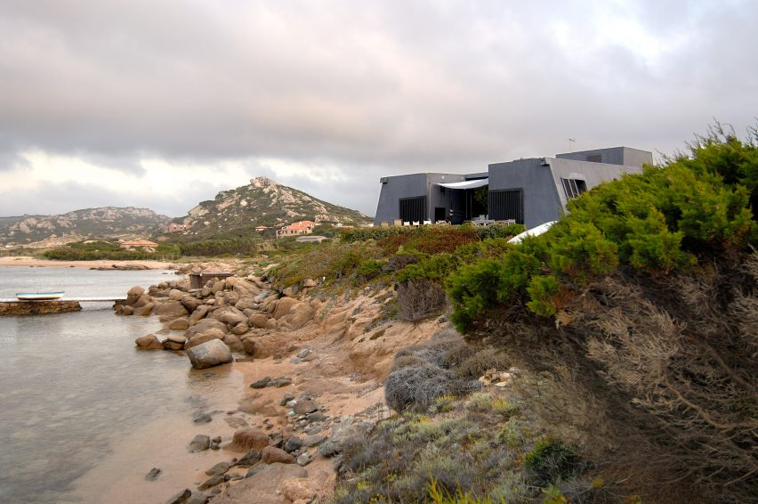 Casa Bunker in Sardinia