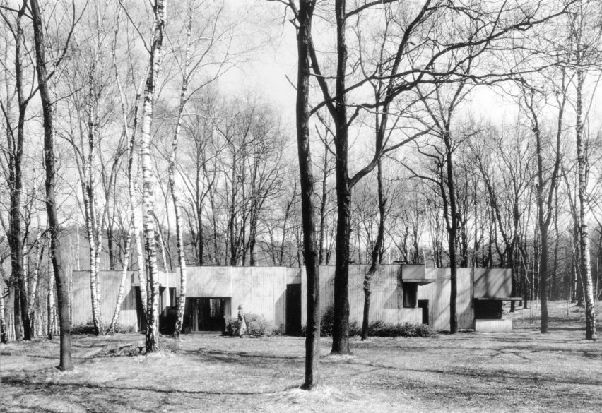Casa nel bosco in Lombardy