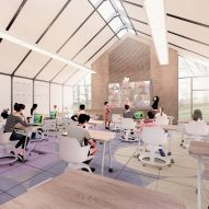 SOM unveils modular School/House classrooms in response to coronavirus