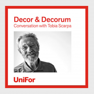 Decor & Decorum: Conversation with Tobia Scarpa
