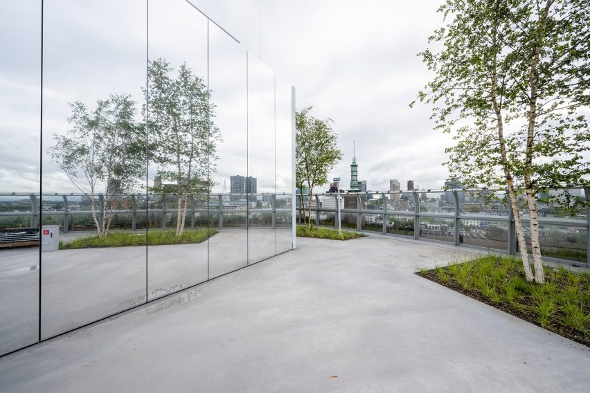 Depot Boijmans Van Beuningen por MVRDV no Museumpark de Rotterdam