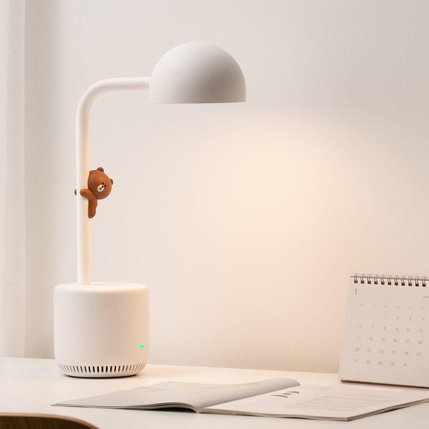 CLOVA Lamp by NAVER