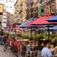 Outdoor dining on New York City streets becomes permanent