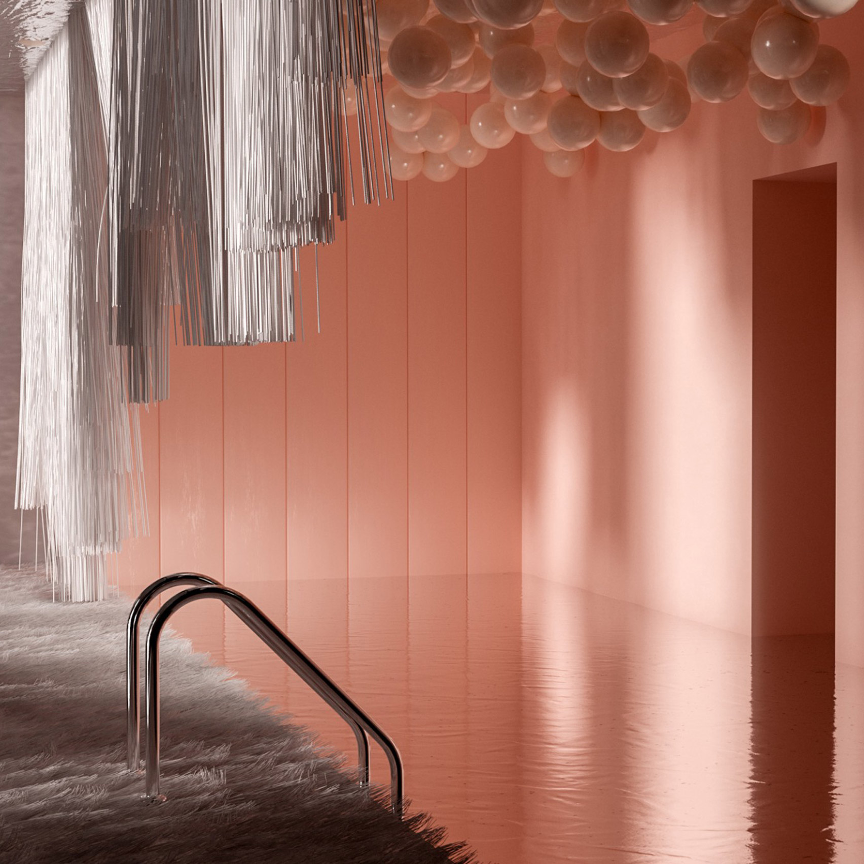 Andres Reisinger features in the Dreamscapes & Artificial Architecture book published by Gestalten
