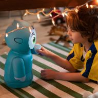 Moxie is a smart robot companion that teaches children life lessons