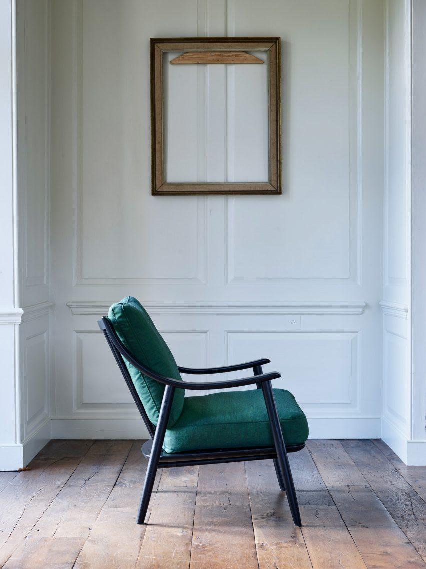 Ercol's Marino chair