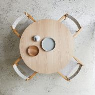 Form & Refine makes homeware from sustainably sourced wood and clay