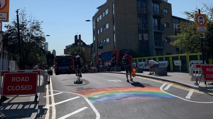 London Fields low traffic neighbourhood