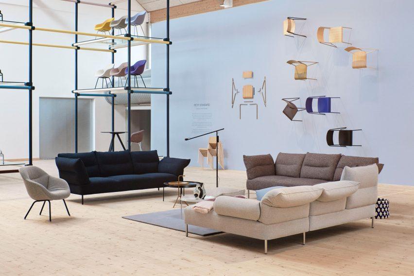 Hay showroom 3 days of design Copenhagen