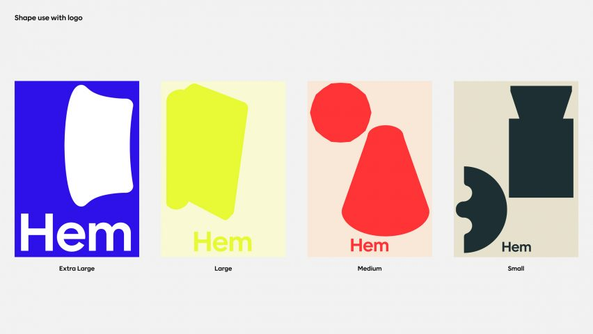 Hem launches new brand identity by Made Thought