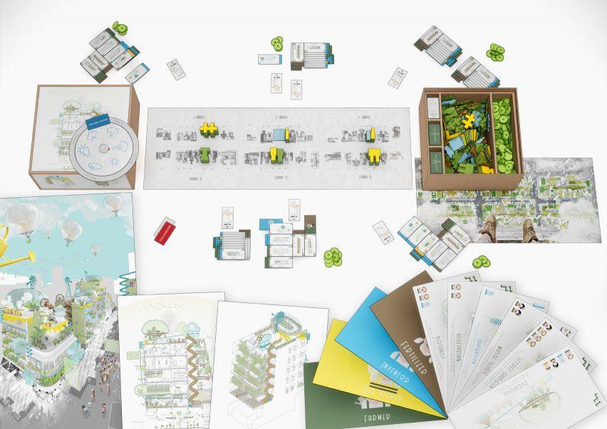 Guerrilla Planter by Cheuk Sum Sumjai Leung for PolyU Design school show