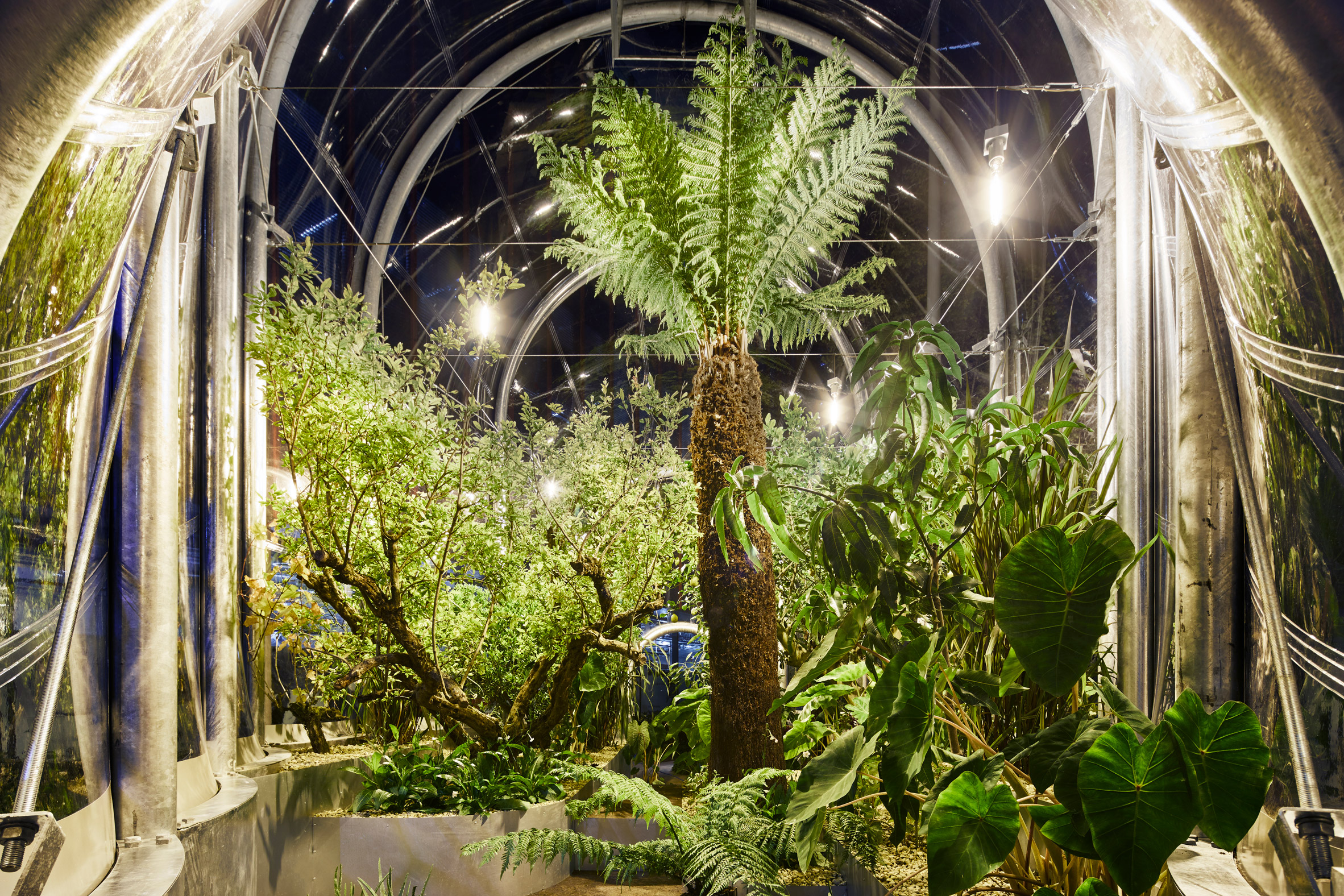 Hothouse by Studio Weave in Stratford as part of London Design Festival