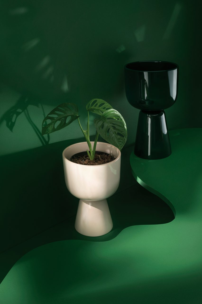 Nappula from Iittala for Dezeen x Planted