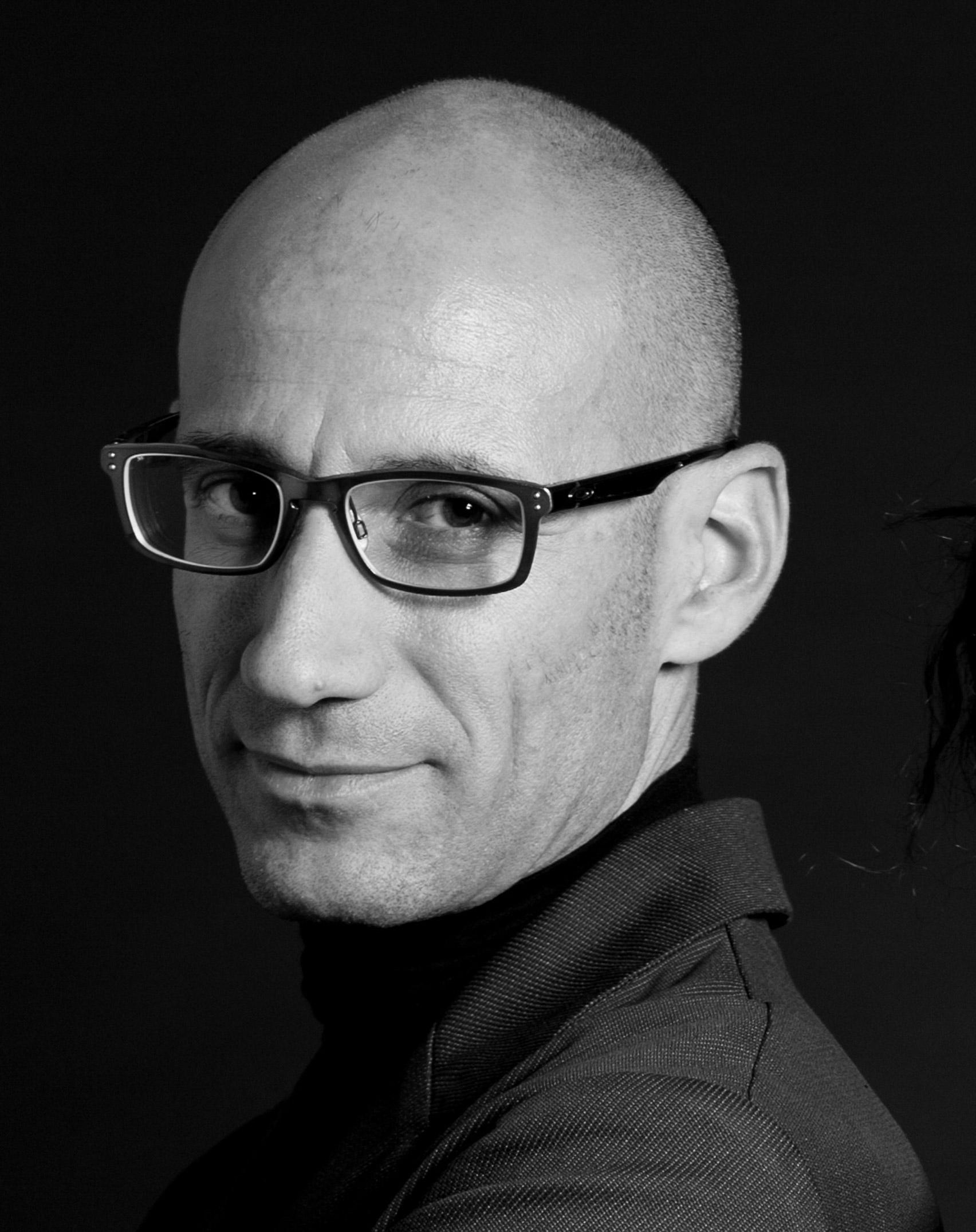 Portrait of Iñaki Alday