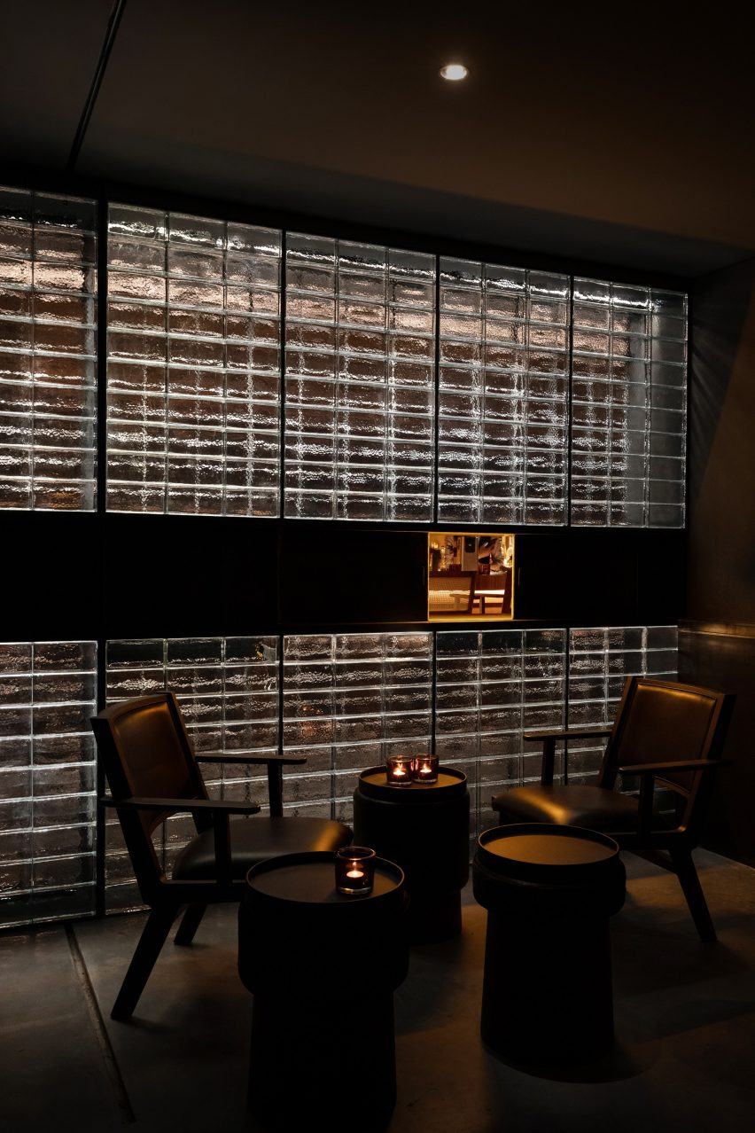 Atelier XY designs dark interiors for J Boroski bar