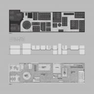 Plan of KCC Office by KCC Design