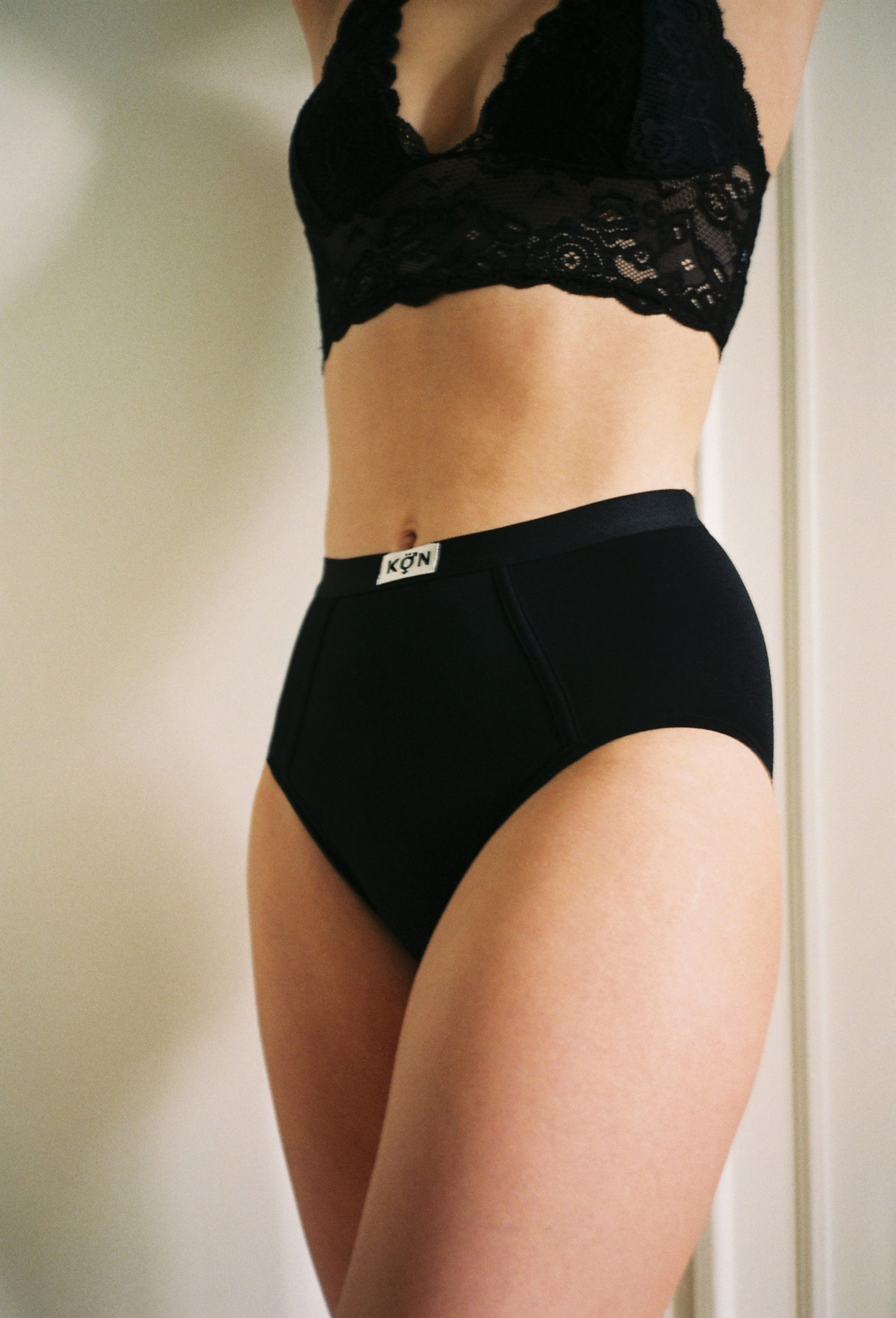 Kön offers gender-neutral underwear made from cellulose fibres