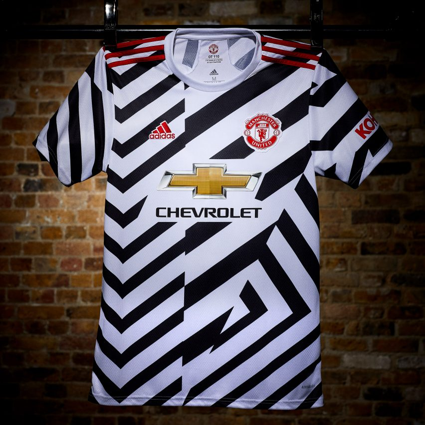 Manchester United Reveals Dazzle Camouflage Kit For 2020 21 Season