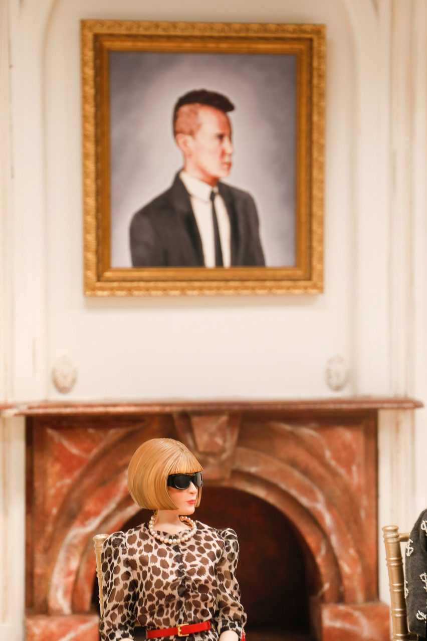 Jeremy Scott curates socially-distant puppet show for Moschino's spring 2021 fashion collection