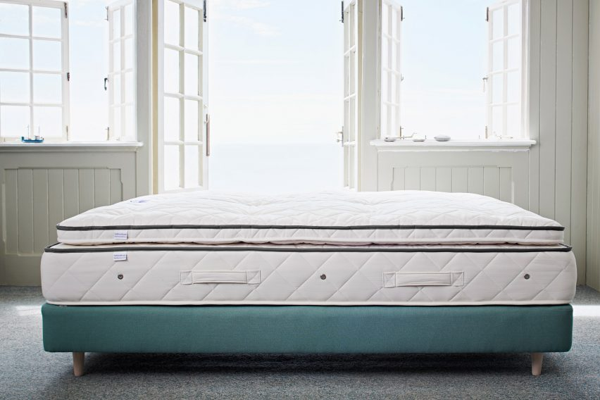 Naturalmat offers organic bed products made from latex and coconut husk