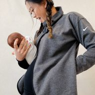 Nike launches its first maternity sportswear collection Nike (M)