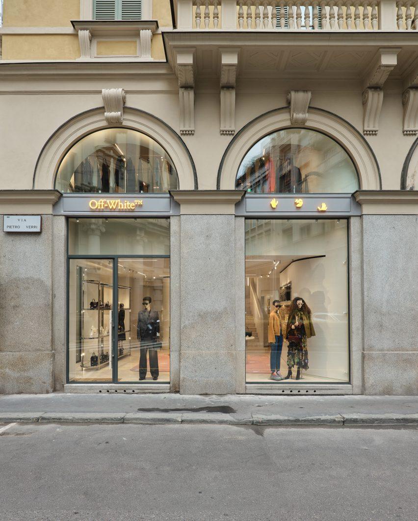 Via Verri in Milan