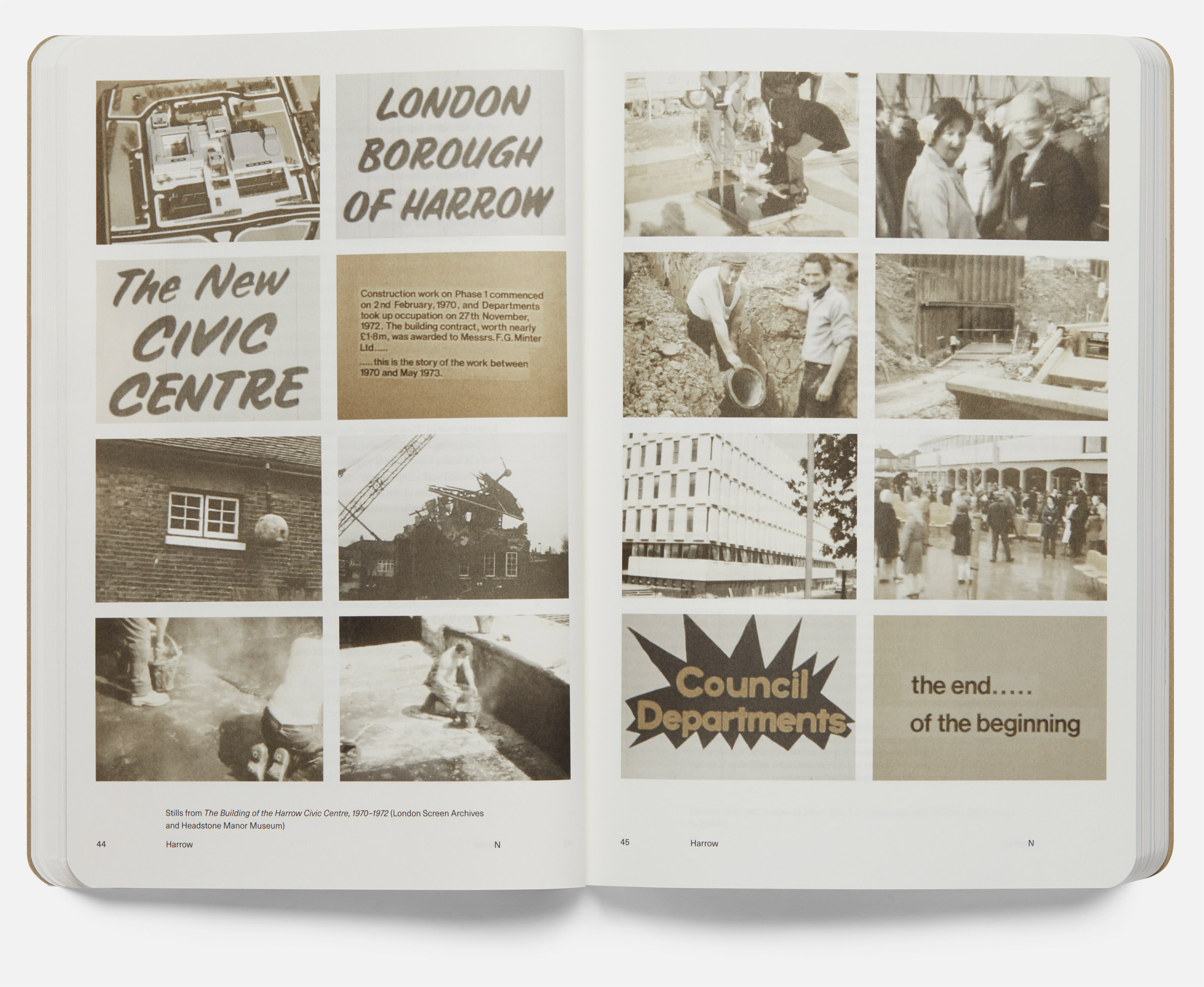 Open House London's The Alternative Guide to the London Boroughs book