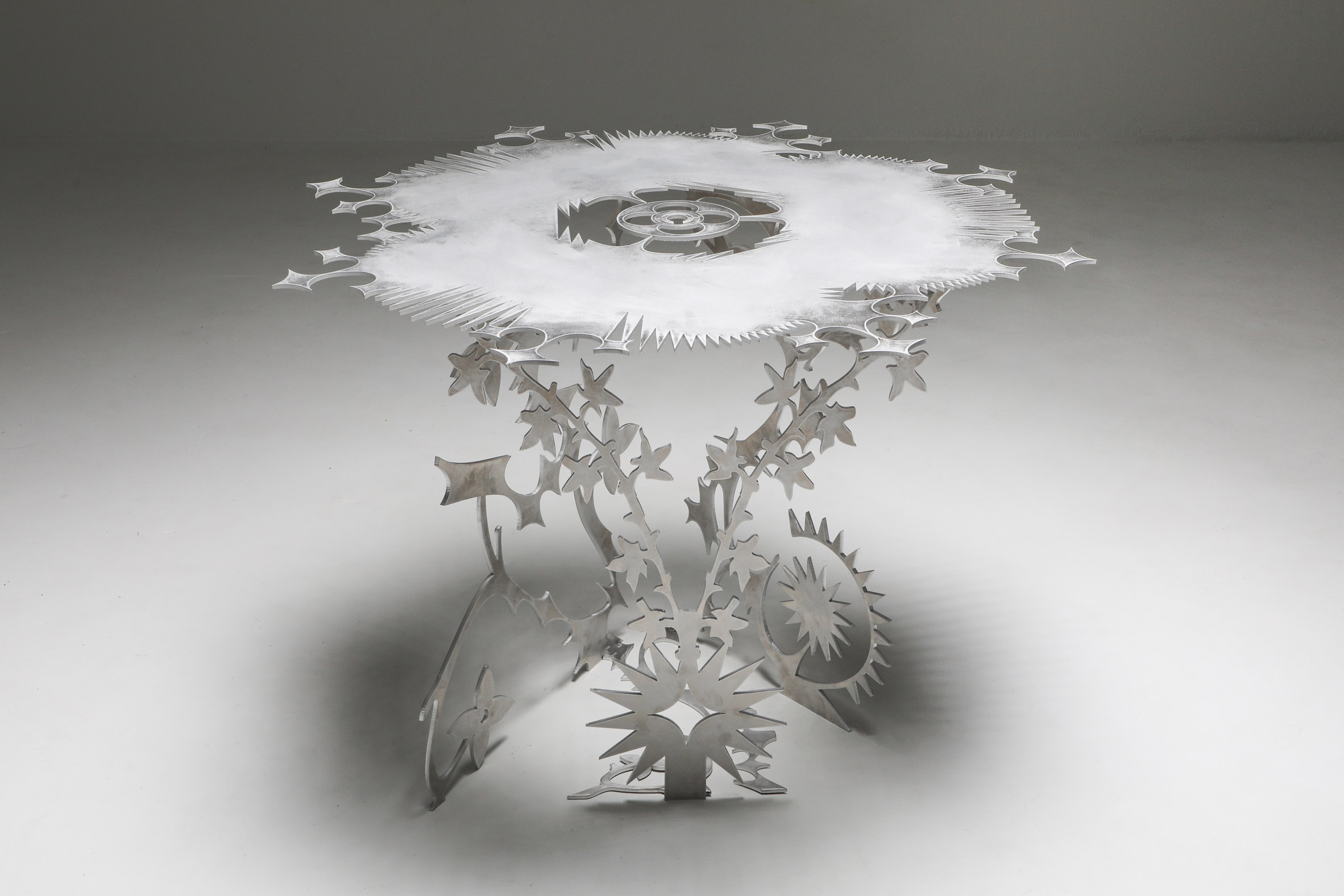Ornamentum table by Orson Oxo Van Beek
