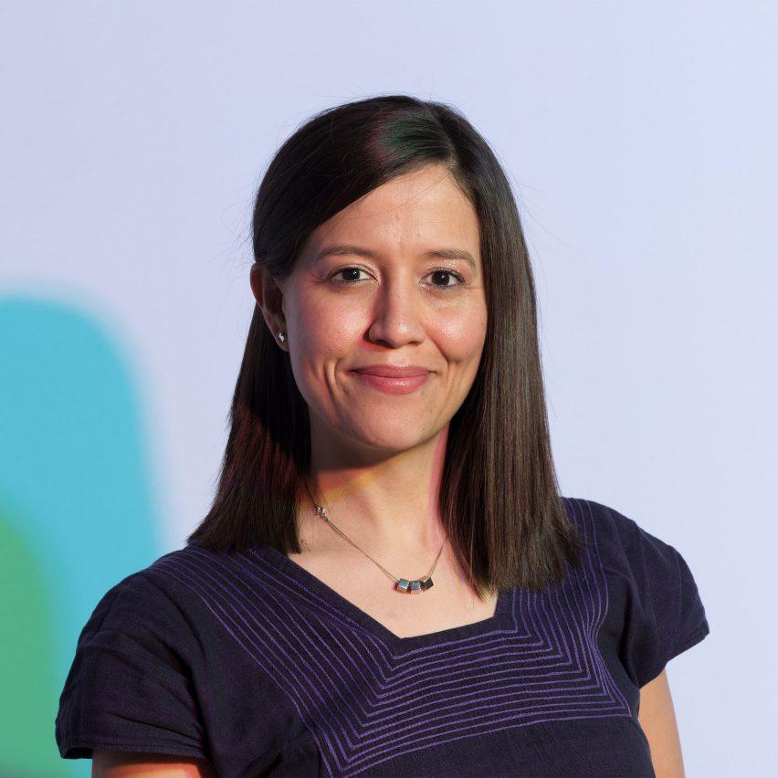 Portrait of Paola Aguirre Serrano